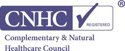 CNHC - Complimentary & Natural Healthcare Council